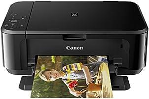 Canon Pixma MG3610 Impresora Inalámbrica Multifuncional de Inyección de Tinta