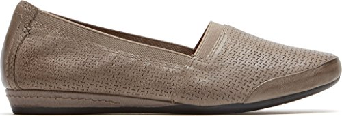 Rockport Khaki Nubuck Galway Collection Hill Women's Perforated Cobb New Shoe Gigi r84gqnr