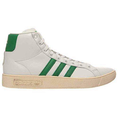 Adidas Heren Mcn Monte Carlo Mid Wit / Groen M25777 Wit