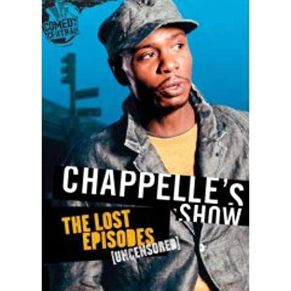 amazon com chappelle s show the lost episodes uncensored dave chappelle donnell rawlings karl lake rudy rush charlie murphy neal brennan yasiin bey randy pearlstein dj cipha sounds melle powers greer barnes blaire amazon com chappelle s show the lost