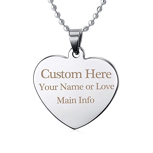 custom name necklace for men - 5