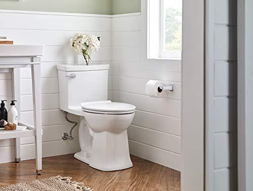 - American Standard 2922A104.222 Townsend VorMax Right Height Elongated Toilet, Linen