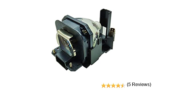 ET-LAX100 BORYLI ET-LAX100 Replacement Projector Lamp Compatible Bulb with Generic Housing For Panasonic PT-AX200 PT-AX200E PT-AX200U