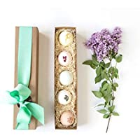 Bath Bomb Gift Set of 5 - Gift for Best Friend
