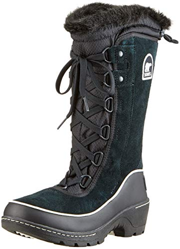 Sorel White Women's High Light Torino Boots Bisque Black SPSvarqp