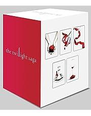 Twilight Saga 5 Book Set (White Cover): Stephenie Meyer