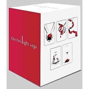 Twilight Saga (Five book set)Paperback – 11 Oct. 2012