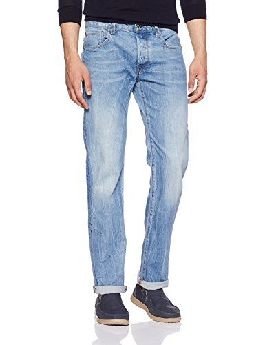 Blau G Raw medium Homme Jeans 071 star Aged wqwIfxZ