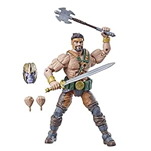"Hasbro Marvel Legends Series 6"" Marvel's Hercules Marvel Comics Collectible Fan Figure"