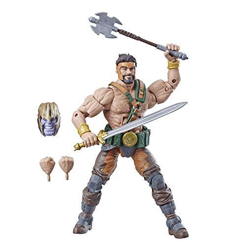 "Avengers Hasbro Marvel Legends Series 6"" Marvel's Hercules Marvel Comics Collectible Fan Figure from Avengers"