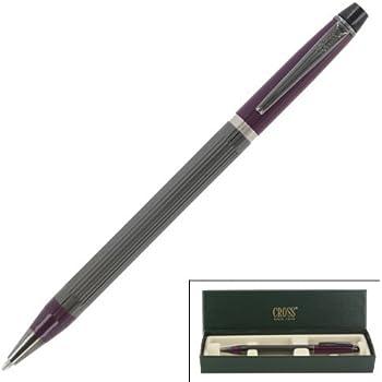 Cross Metropolis Plum Retractable Ballpoint Pen
