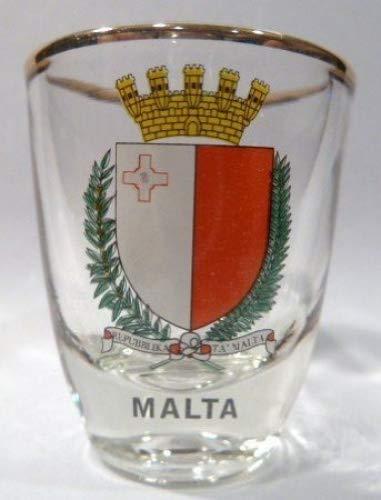Malta Shot Glass