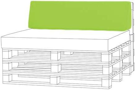 Color verde impermeable pequeño respaldo de espuma para muebles ...
