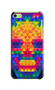 For iphone 5c Super Hard TPU Fashionable New Style Case
