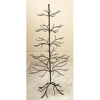Amazon.com: Small Metal Bare Tree Silhouette, Rustic ...