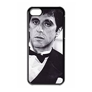 Al Pacino Scarface iPhone 5c Cell Phone Case Black 05Go-249865
