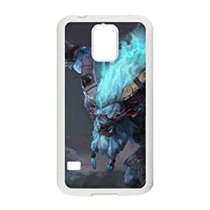 Samsung Galaxy S5 Cell Phone Case White Defense Of The Ancients Dota 2 SPIRIT BREAKER 001 KQ3470710