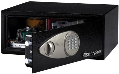 Digital Safe (SentrySafe Security Safe, Large Digital Lock Safe, 0.7 Cubic Feet, X075)