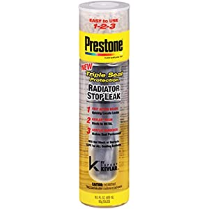 Prestone AS660 Radiator Stop Leak with Kevlar, 16.5 fl. oz.