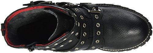 Motociclista Donna Stivali 25454 black oliver Da Nero S wE1XIqn