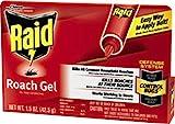 Raid Roach Gel, 1.5 OZ (1)
