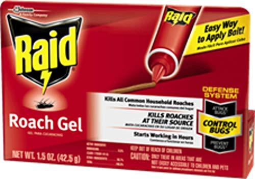 Raid Roach Gel 1.5