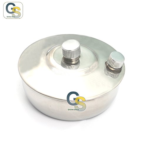 G.S Dental Laboratory Alcohol LAMP Burner Bunsen Spirit LAMP Best ()