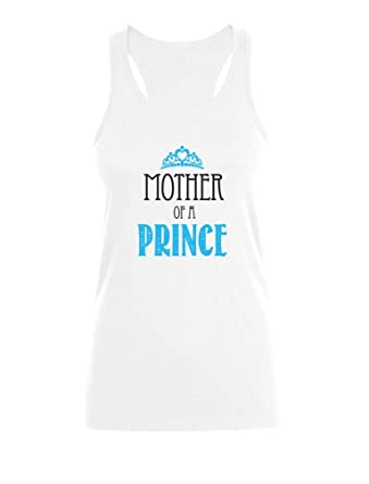 Camiseta sin Mangas para Mujer - Mother of a Prince - Regalo ...