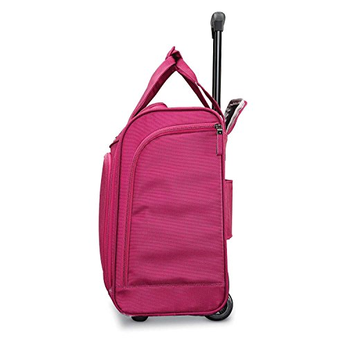 Samsonite Large Underseat Carry-On Luggage, Fresh Pink, One Size