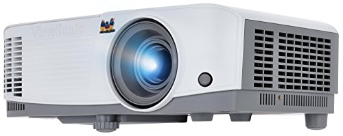 ViewSonic 3600 Lumens WXGA High Brightness Projector for Home and Office with HDMI Vertical Keystone and 1080p Support (PA503W)