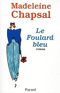 Le foulard bleu par Chapsal