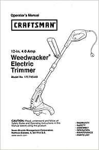 Craftsman 25cc weedwacker review youtube.
