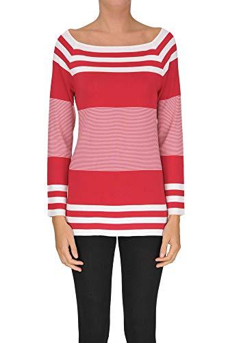 Pullover Mcglmgp000005112e Viscose Seventy Femme Rouge 8xRpqfxUwI