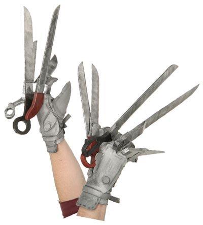 Edward Scissorhands Deluxe Gloves ()