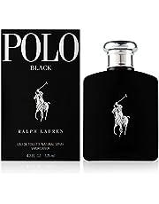 Ralph Lauren, Ralph Lauren Polo Black 125Ml Edt Spray, Edt Parfym, Mångfärgad, 125, Man