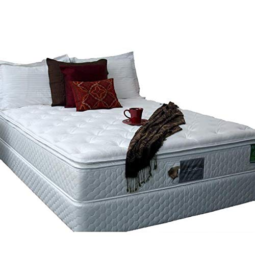8400 Complete Waterbed Set California King (72x84) by Sterling Sleep System