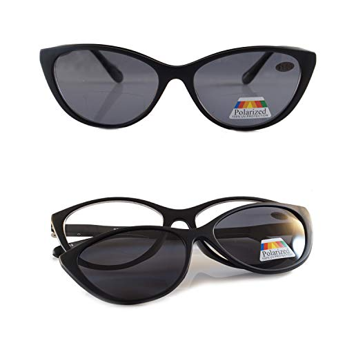 Amazon.com: Gafas de sol polarizadas con cierre magnético y ...