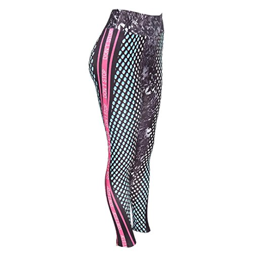 ❤ Pantalones de impresión de Las Mujeres,Entrenamiento Leggings Fitness Sports Gym Running Yoga Athletic Absolute: Amazon.es: Ropa y accesorios
