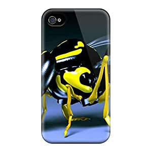 Hard Plastic For Iphone 5/5S Case Cover Back Covers,hot Avispa 3d Cases At Diy