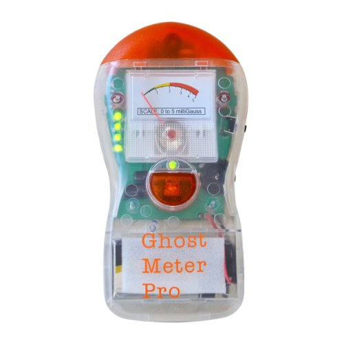 Technology Alternatives Ghost Meter Pro EMF Sensor with 4-Modes (Cell Phone Signal Tester)