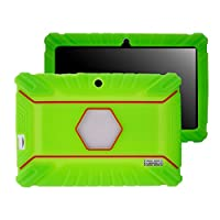 "Transwon 7 Inch Case Anti Slip Cover for NPOLE Tablet 16G 1G IPS 7 Inch, Dragon Touch Y88X Plus 7, Alldaymall A88X, NeuTab N7 Pro 7, Vuru A33, Tagital® 7"" T7K Quad Core Android Kids Tablet"