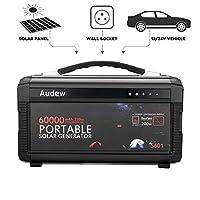 Audew 220Wh/60000mAh Portable Battery Ge...