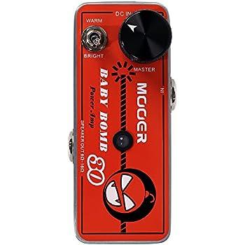 MOOER Baby Bomb 30 Micro Power AMP