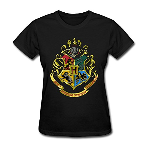 AOPO Hogwarts School Of Witchcraft And Wizardry T Shirt For Women (Hogwarts Costumes For Women)