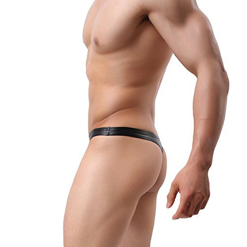 MuscleMate Premium Men's Thong Underwear, 2018 F/W Collections, Hot Men's Undie Thong Style, Premium Quality