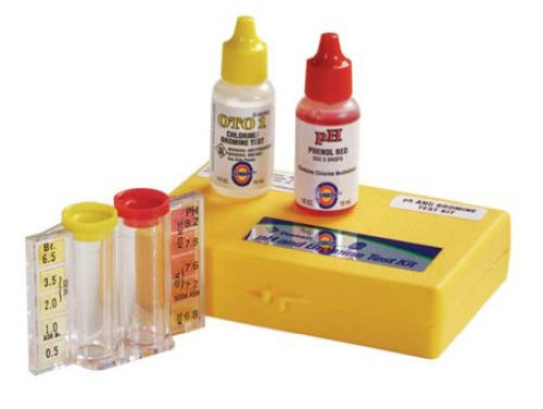 Pentair R151201 756 2 n 1 Bromine Test Kit