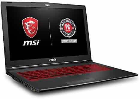 MSI GV62 8RD-200 15.6