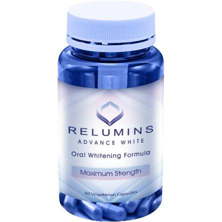 Force Relumins avancée Blanc glutathion oral Blanchiment des capsules de formule-max