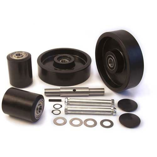 Gps-Complete-Wheel-Kit-For-Manual-Pallet-Jack-Fits-Lift-Rite-Model-Titan-Series