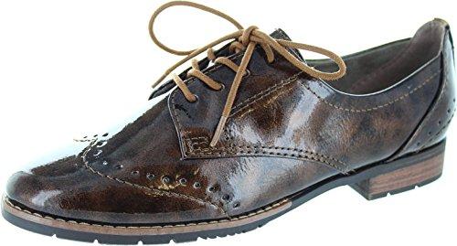 Zapatos marrones Softline para mujer Precio barato para la venta SVBjyOkN5G